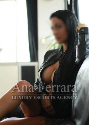 Fabiana escort en Barcelona